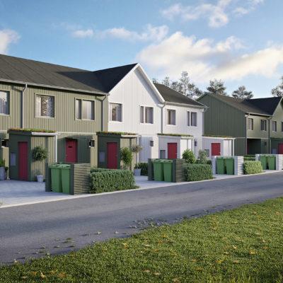 eco-friendly neighborhood